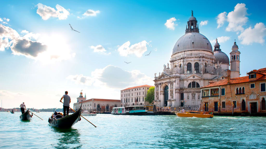 Are you getting married in Italy?